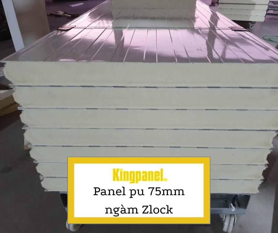 các loại panel cách nhiệt pu được ưa chuộng