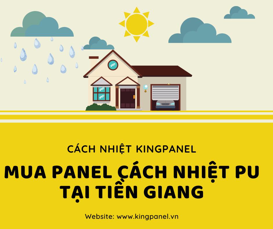 panel cách nhiệt putại Tiền Giang